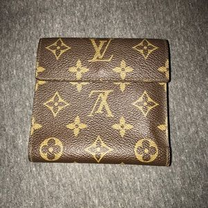 Louis Vuitton Vintage Wallet